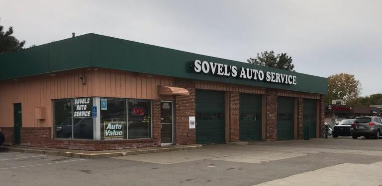 Sovel's Auto Service
