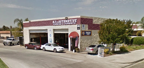 BJ's Automotive storefront. Your local Warren Distributing, Inc in Simi Valley, CA.