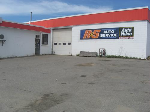 R and S Automotive storefront. Your local Maslack Supply Limited in North Bay, .