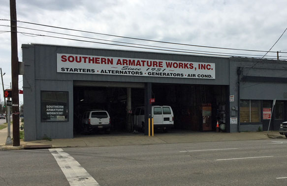 SOUTHERN ARMATURE WORKS INC