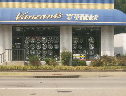 Vanzants Wheels & Tires