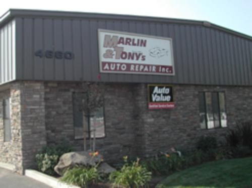 Marlin & Tony's Auto Repair, Inc