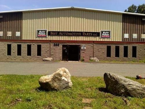 Best Automotive Parts LLC storefront. Your local Hahn Automotive in South Windsor, CT.