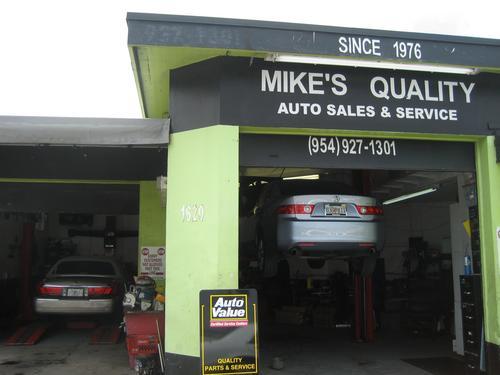 Mikes Quality Automotive