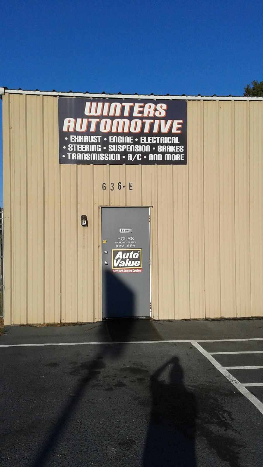 WINTERS AUTOMOTIVE LLC
