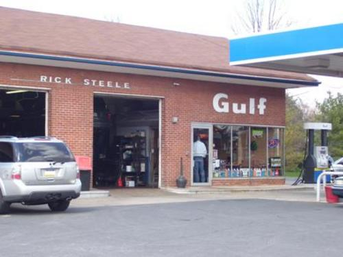 Rick Steeles Gulf Svc Inc