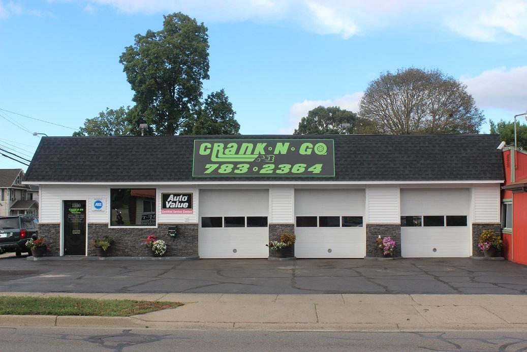 Crank-N-Go Automotive LLC