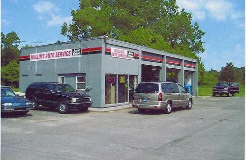 Mullin's Auto Service