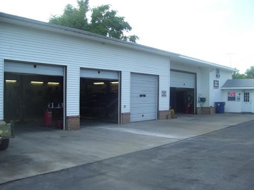 Shrum's Garage