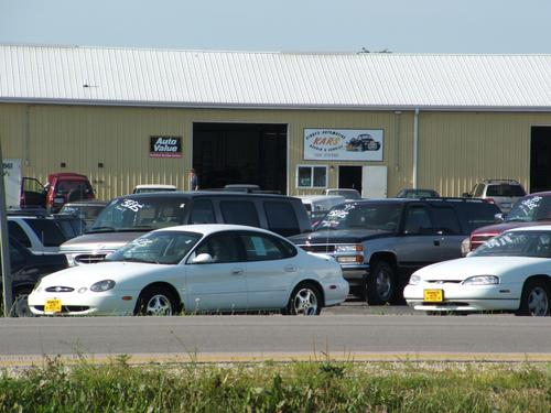 Kirbys Automotive and Repair Service storefront. Your local The Merrill Co. in Marion, IA.