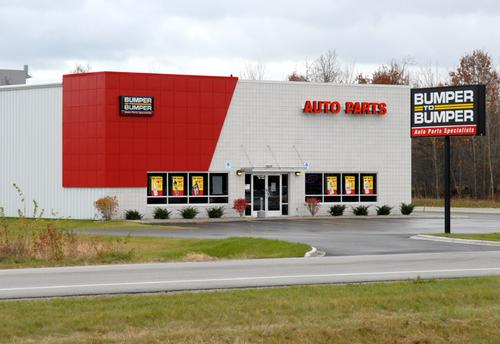 BTB Marinette storefront - Your local Auto Parts store in Marinette, WISCONSIN (WI)