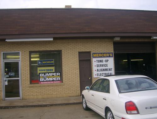 Mercer's Garage, LLC