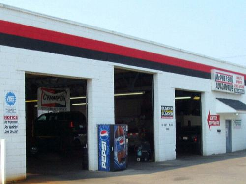 McPherson Automotive