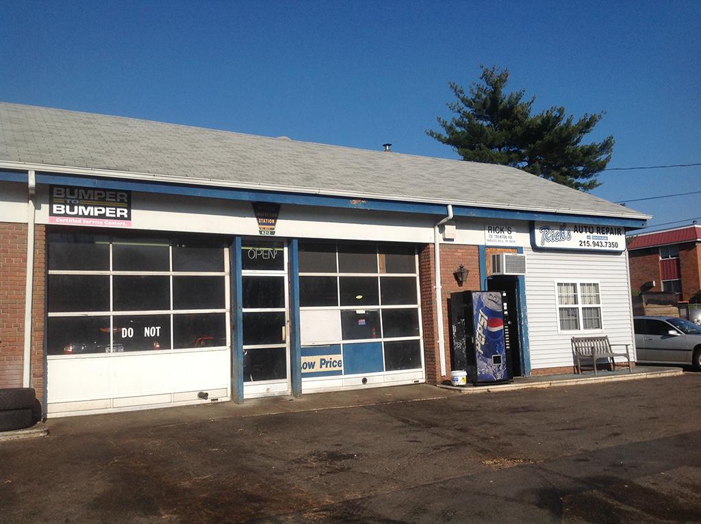 ricks auto repair - Fairless Hills Garden Center