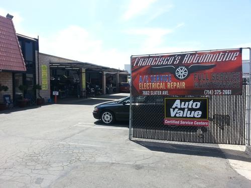 Francisco's Automotive Repair