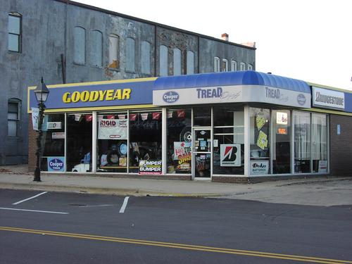 D & D Auto Repair storefront - Your local Auto Parts store in Rantoul, ILLINOIS (IL)