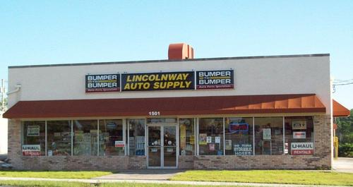 LINCOLNWAY AUTO SUPPLY storefront - Your local Auto Parts store in VALPARAISO, INDIANA (IN)