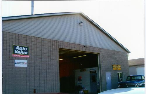 Steve's Service Center