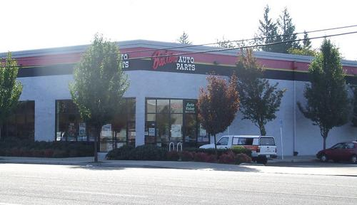 Baxter Auto Parts #11 storefront. Your local Performance Warehouse in Portland, OR.