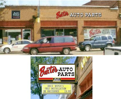 Baxter Auto Parts #13 storefront. Your local Performance Warehouse in La Grande, OR.