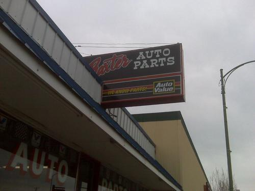 Baxter Auto Parts #35 storefront. Your local Performance Warehouse in Prineville, OR.