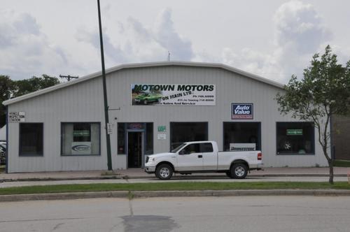 Motown Motors on Main Ltd