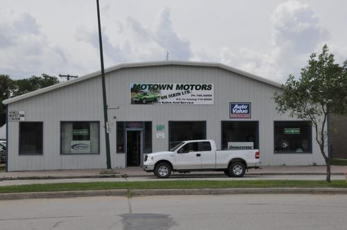 Motown Motors on Main Ltd