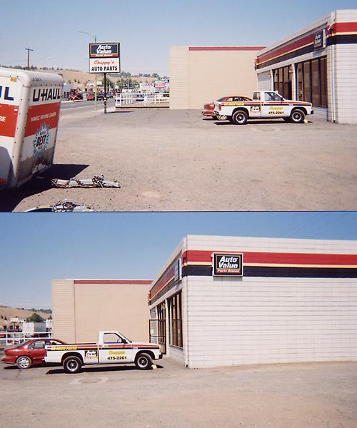 Chappys Auto Parts storefront. Your local Performance Warehouse in madras, OR.