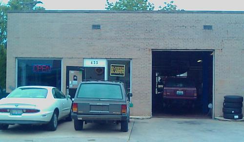 J.J. Service Center