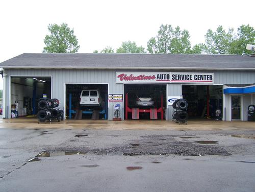 Valentines Car Care storefront - Your local Auto Parts store in Jackson, MICHIGAN (MI)