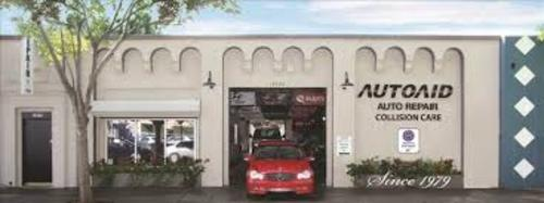Auto Aid Auto Repair storefront. Your local Warren Distributing, Inc in Van Nuys, CA.
