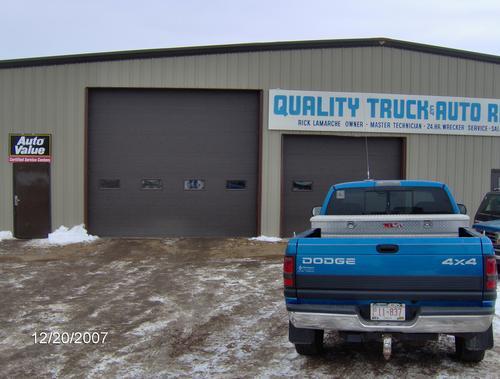 Quality Truck & Auto Repair