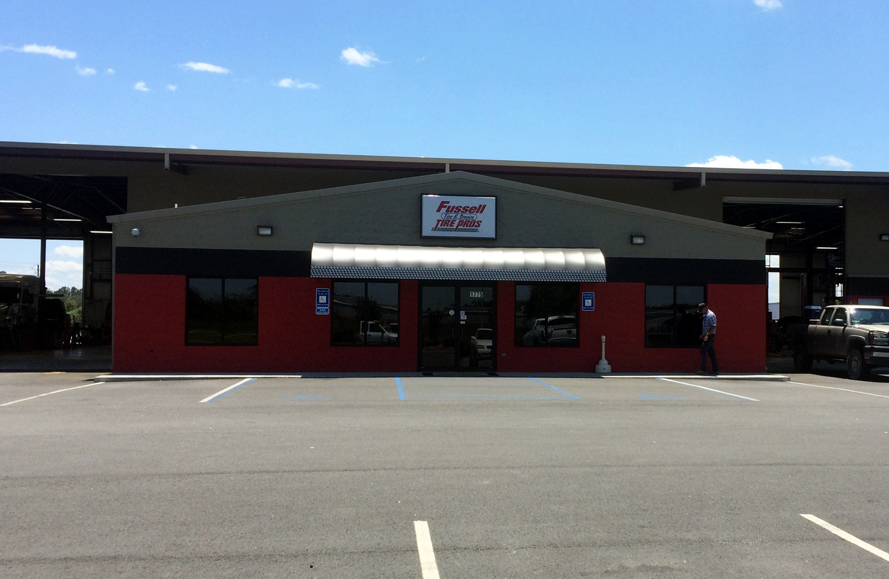 FUSSELL TIRE & SERVICE