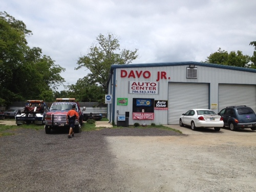 DAVO JR AUTOMOTIVE