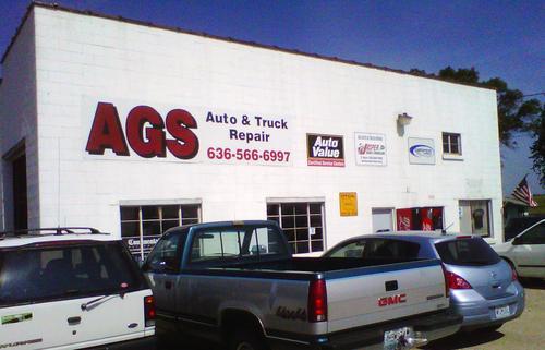 A G S Automotive Inc.