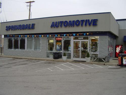 Springdale Automotive Prospect