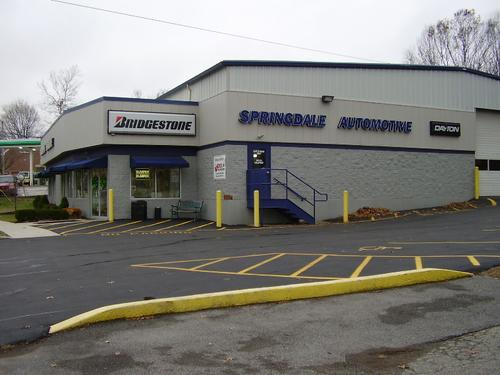 Springdale Automotive Brownboro