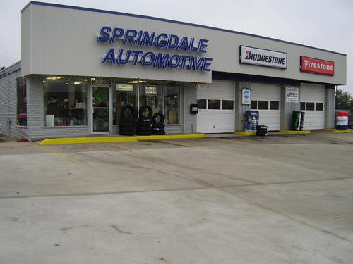 Springdale Automotive Westport