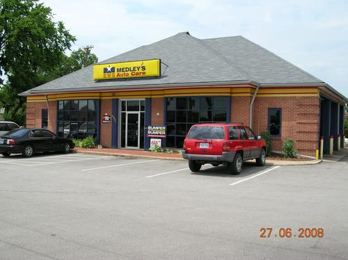 Medley's Auto Care- St Matthews storefront - Your local Auto Parts store in Louisville, KENTUCKY (KY)