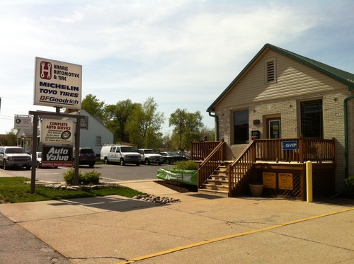 Harris Automotive and Tire storefront. Your local Al's Automotive in Wentzville, MO.