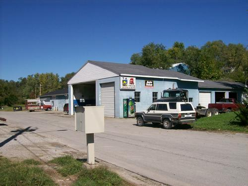 T&A Truck & Auto Repair storefront. Your local The Merrill Co. in Muscatine, IA.