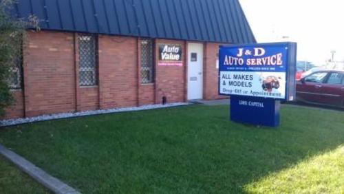 J & D Auto Service