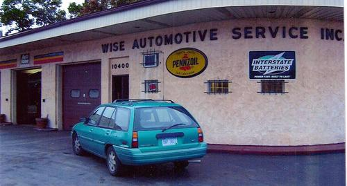 Wise Automotive storefront. Your local Auto-Wares, Inc in Detroit, MI.