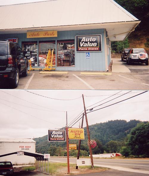 Myrtle Creek Auto Parts