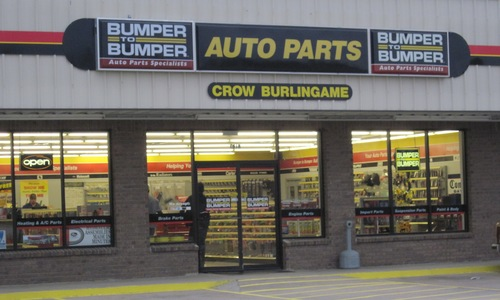 Bumper To Bumper Auto Parts/Crow-Burlingame