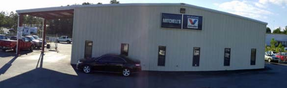 MITCHELL'S AUTOMOTIVE