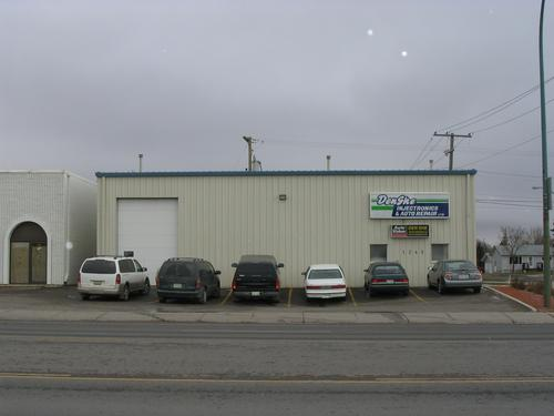 DenShe Injectronics & Auto Repair Ltd. storefront. Your local Auto Electric Service Ltd. in Regina, .