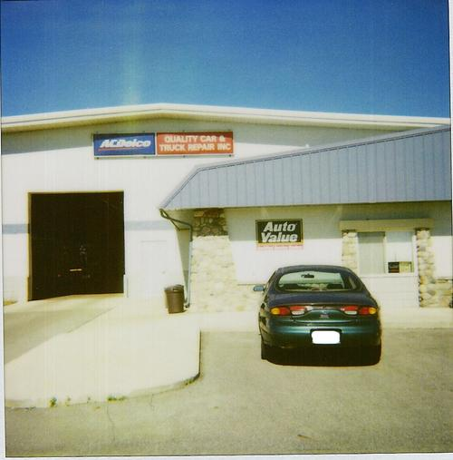 Quality Car and Truck Repair storefront. Your local Auto-Wares, Inc in Big Rapids, MI.