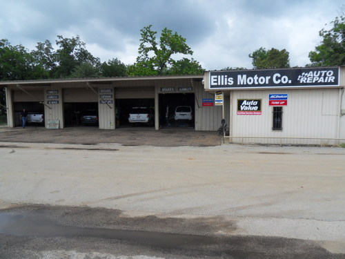 ELLIS MOTOR CO storefront. Your local ABC Auto Parts, Ltd. in Chandler, TX.