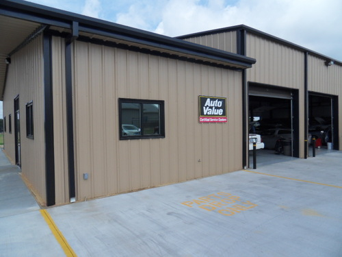 EXPERT AUTO ELECTRIC storefront. Your local ABC Auto Parts, Ltd. in Tyler, TX.